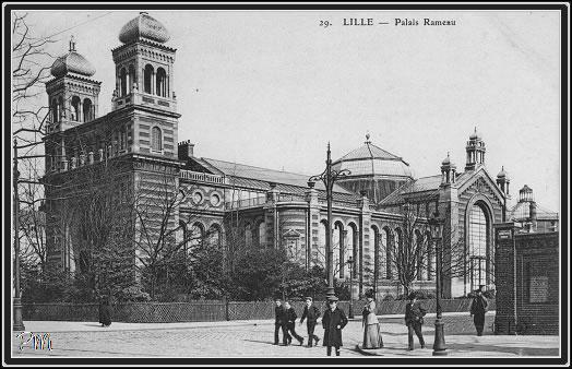 LE PALAIS RAMEAU à Lille