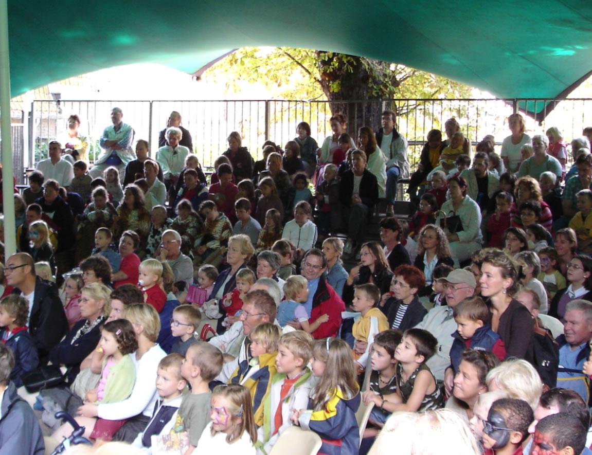 Le Théâtre de Marionnettes du jardin Vauban