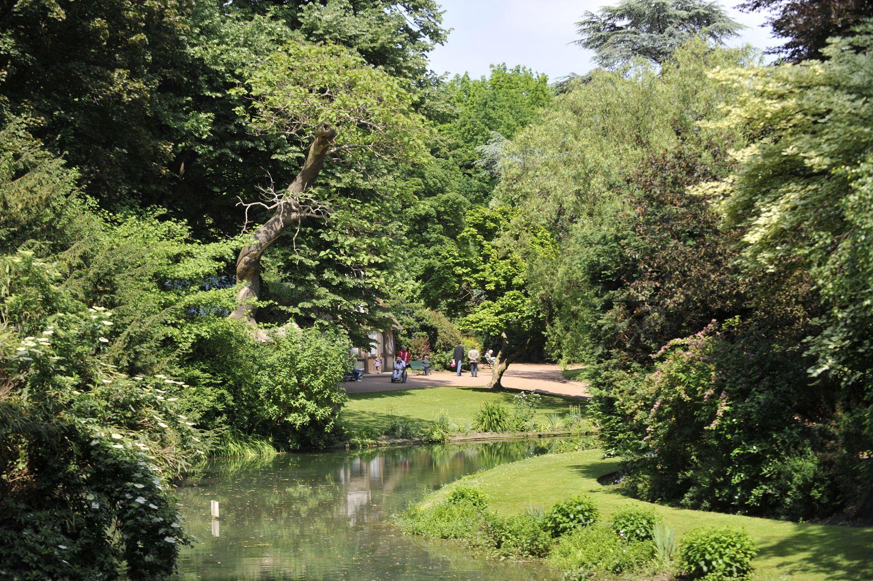 Le jardin Vauban - UN LIEU DE VIE