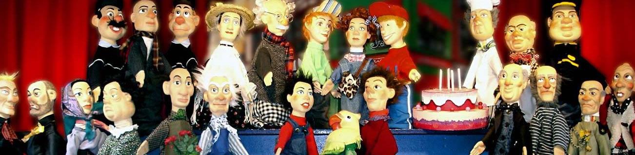 Famille marionnettes - Le P'tit Jacques