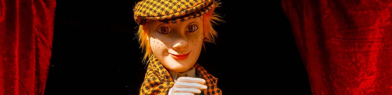 Jacques de Lille - Marionnettes
