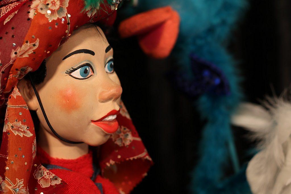 nina et le cirque