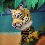 le tigre prédateur