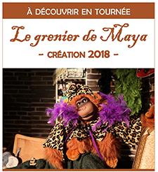 Le grenier de Maya